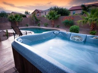 Perfect Arizona Get-Away with Private Pool and Spa!