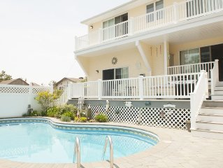 Resort Home On Ocean Ave | Walk To Beach And Boardwalk