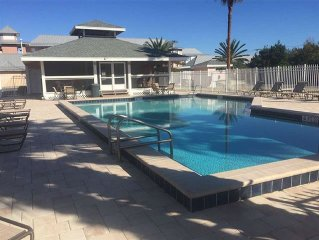 BEST DEAL ON BEACH! Slice of Heaven! Modern/Clean-Steps to Beach-Private Pool