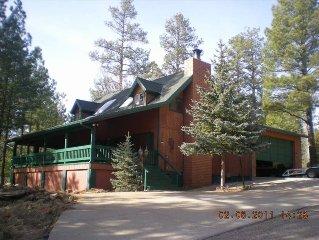 Beautiful Lake View Cabin Near Flagstaff