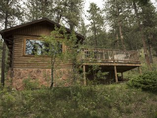 Listen to the River from Your Private Cozy Cabin