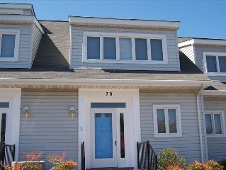 Lewes condo minutes from Cape Henlopen State Park