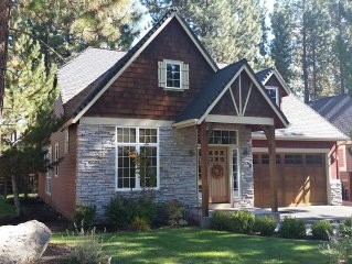 Spacious Craftsman Beauty in Sisters!