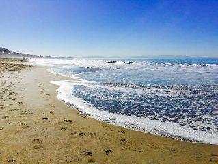 Rio Del Mar Beach Vacation Home: 200 Yards to Beach!