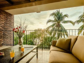 Oceanfront Luxury, Steps To The Sand! 3br3ba, Views, Privacy And Amenities!!