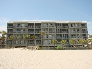 3 bedroom condo -Oceanfront Building without the Oceanfront Prices!