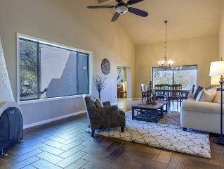 GORGEOUS Spanish Style Home in Rio Verde, Golf/Tennis/Pickleball/Biking/Hiking!