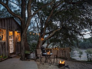Rustic 1940's Cabin in the Wine Country