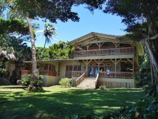 Paradise Found At this Property With Wraparound Lanais And Oceanview