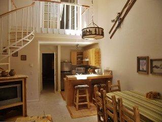 2 Bedroom/2 Bath -in Town of Telluride--AVLB --Summer in Telluride!