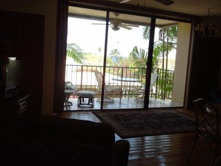 Ocean View One Bedroom Beautiful Condo  ONLY $110 NIGHT