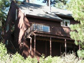 Pinecrest-Dodge Ridge Ski Resort