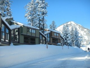 Steps to Canyon Lodge! Luxurious Fully Updated, 2 Bedroom 2 Bath Condo W/Garage