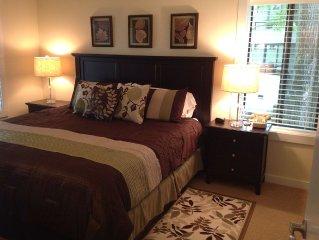 Dobie,1st floor,Slope side,End unit, Heart of Wintergreen  3 bedroom 3 bath