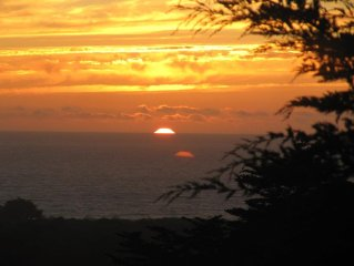 Architect's Ocean View - Most Romantic House in Cambria