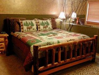 Fantastic Five Bedroom Centrally Located Wasilla Home