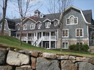 Mont Tremblant One Bedroom Resort Condo - Les Manoirs