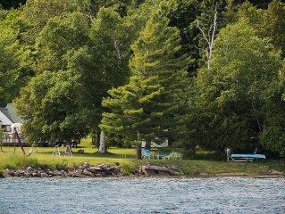 Quaint Lake Superior Cottage