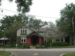 Historic Craftsman Style Home Located At The Edge Of Downtown Fairhope.