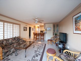 Spectacular Maalaea Bay Upscale Vacation Rental - 2 Bedroom