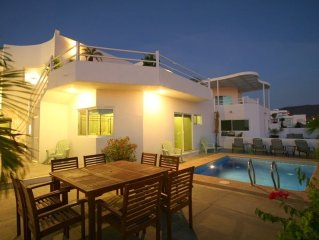 Ocean View Home with Private Pool - Perfect City Location!