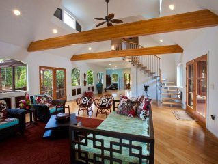 Luxury Hawaiian Rental Home
