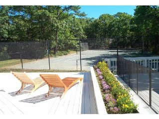Private, Newly Renovated, Heated Pool, Tennis Court, Solar Electricity