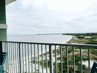 Great Beaches, Great Fishing, 3 Bed, 2 Bath on the Gulf Coast