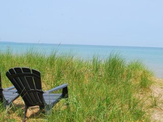 Enjoy the  Beauty of Leelanau Penninsula And Give Back To The Community