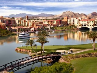 Lake Las Vegas  2bdm Condo In Montelago Village