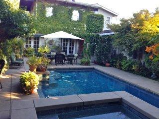 Tranquil San Rafael House