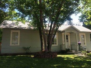 Wonderful Missoula Neighborhood Cottage, Walk to University, Parks, Restaraunts