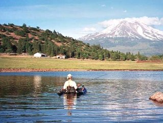 500 Acre  Ranch on the Foot of Mount Shasta.