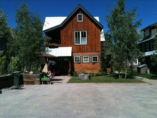 Luxurious and Convenient in Downtown Crested Butte