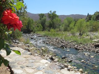 Private River Frontage ~ Quiet & Secluded Retreat