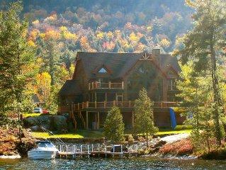 'Solitude' -  Beautiful & Luxurious Adirondack La