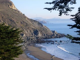 The Magical Cottage at Muir Beach