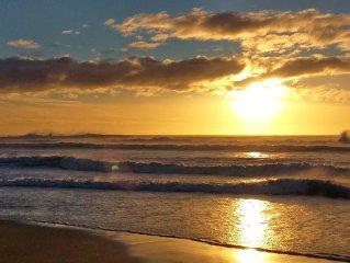 Spacious Ocean Front Beach House On Gorgeous Monterey Bay