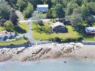 Stunning Frenchman's Bay Views - Boat Access - Clean, Quiet - Near Bar Harbor