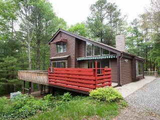 Evergreen Mountain Retreat - Near ASHEVILLE