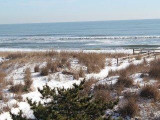 Steps to the Beach, Beautiful Ocean Views