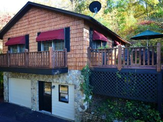 Buffalo Creek Guest Cottage: You'll Rate it a 10!