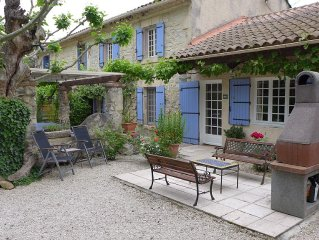 Country Villa 'Mas' in the Heart of Provence