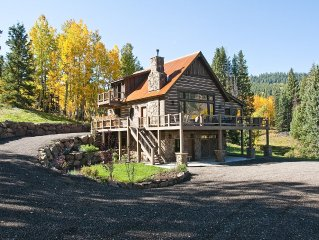 'Serenity Now' on 35 acres, wilderness living in gated subdivision close to town