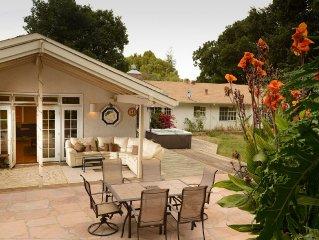 Superbowl & Stanford 5Br Estate