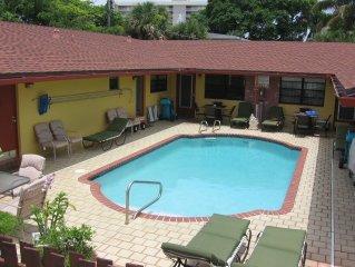 Luxury 2/2 Apartment. Pristine Private Beach Paradise'