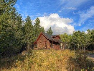 Fox Creek Cabin in the Woods
