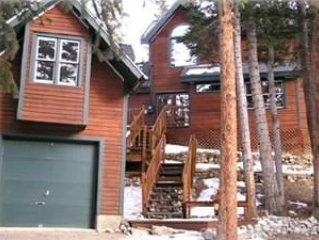 Special Mountain Home Close to Breckenridge - Scenic & Private