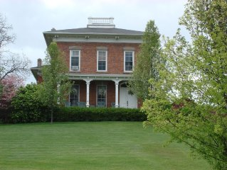 Beautiful Historic Home, Keuka Lake, Finger Lakes NY