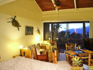 2BR Ocean/Mtn Views,  from $120 per night! UPDATED CANCELLATION POLICY BELOW!